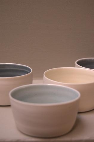 bowls- ochre