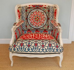 pattern-chair